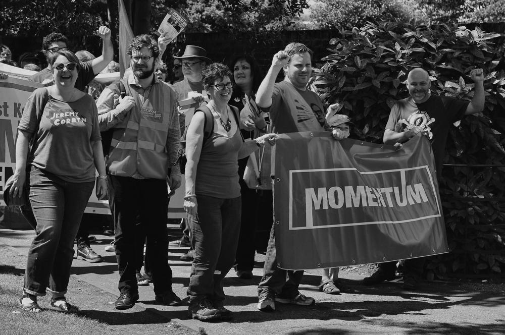 Mitglieder von Momentum