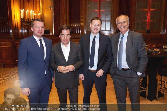 Rainer Nowak (zweiter von links)